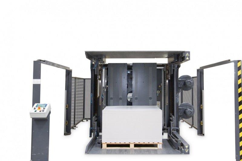 pile turner, baumann, baumannperfecta, perfecta, pile, turner, automatic, automatic pile turner, converting, carton, corrugated