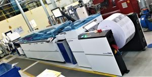digital finishing equipment uk, digital, print, commercial, security, hunkeler, roll to roll, roll to cut sheet, sheet to sheet