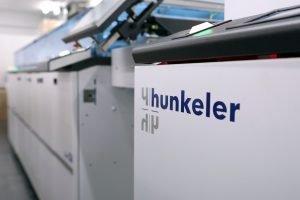 Solopress doubling up with second Hunkeler Offline Gen 8